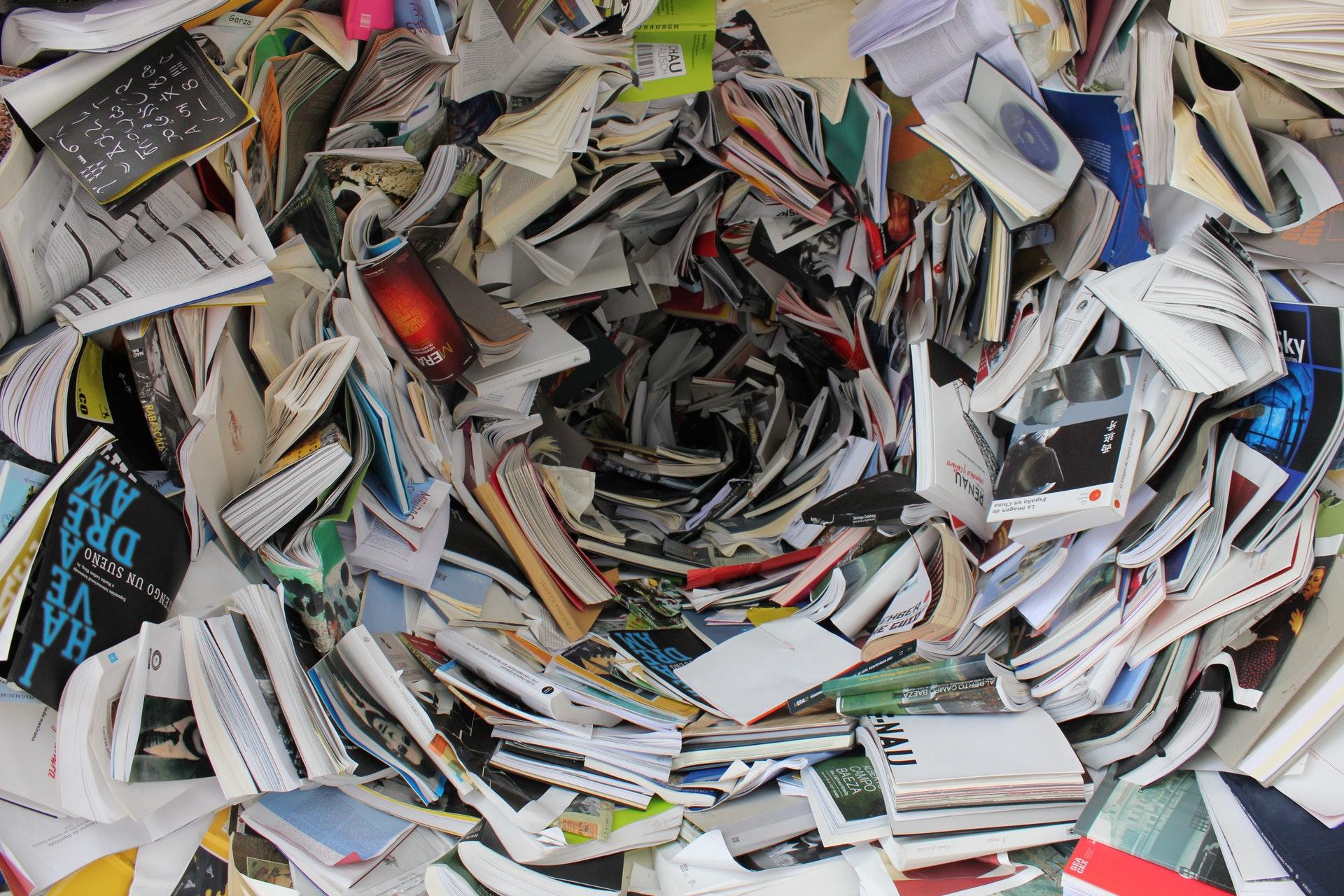 Come leggere di più? Per esempio organizzandosi meglio